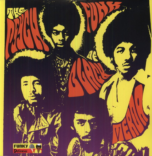 Various Artists - Psyche Funk Of Black Merda