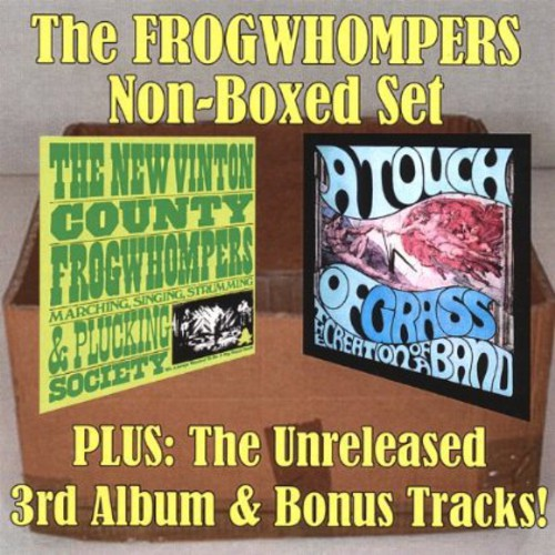 Frogwhompers - Frogwhompers Non-Boxed Set
