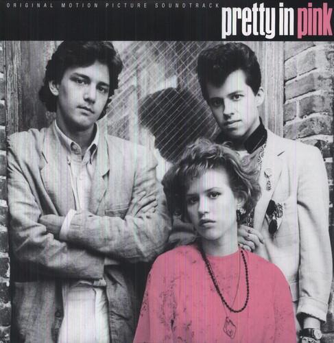 Soundtrack - Pretty In Pink / O.S.T. [Colored Vinyl]