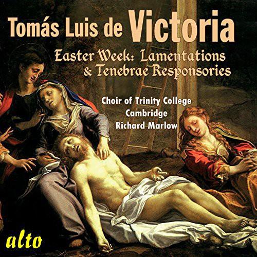 Easter Week Lamentations & Responsories