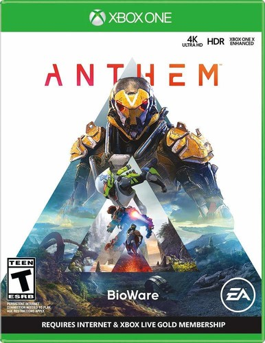 Xb1 Anthem - Anthem for Xbox One