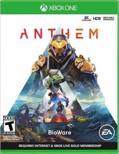 Xb1 Anthem - Anthem