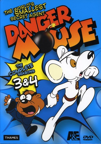 Dangermouse: The Complete Seasons 3 & 4