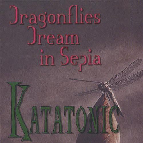 Dragonflies Dream in Sepia