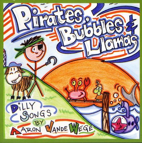 Pirates Bubbles & Llamas