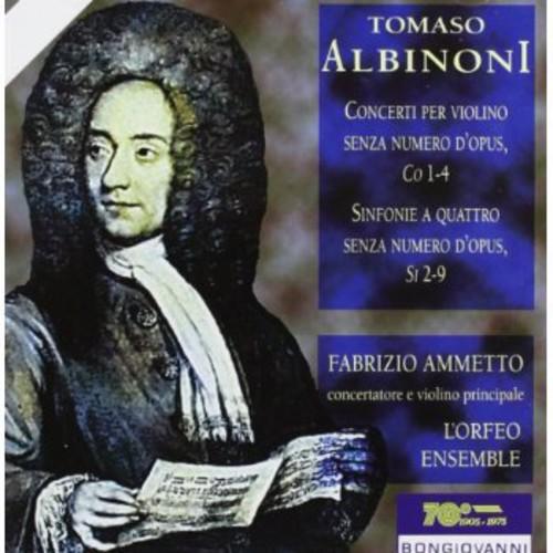 Concerti for Violin /  Sinfonia a Quattro