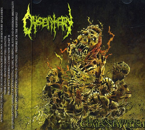 From Past Suffering Comes New [Import]