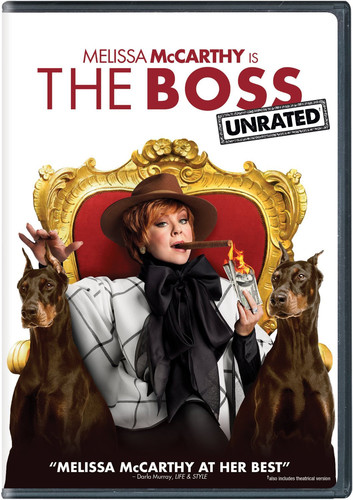 The Boss [Movie] - The Boss