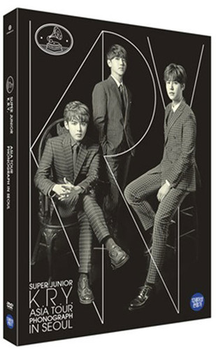 Asia Tour in Seoul [Import]
