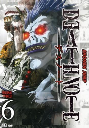 Death Note: Volume 6
