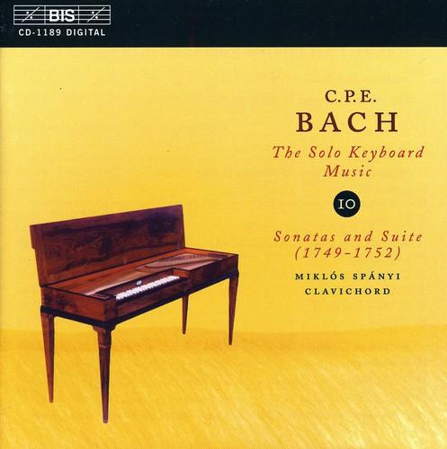 Solo Keyboard Music 10