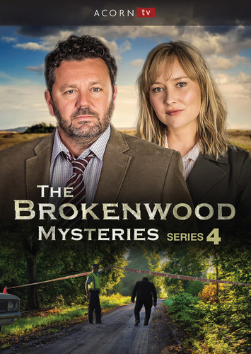 The Brokenwood Mysteries: Series 4