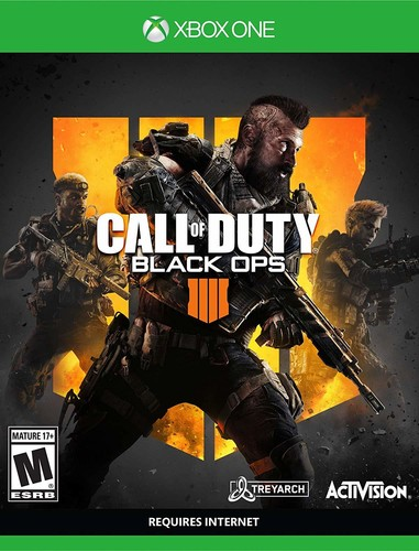 Xb1 Call of Duty: Black Ops 4 - Call Of Duty: Black Ops 4