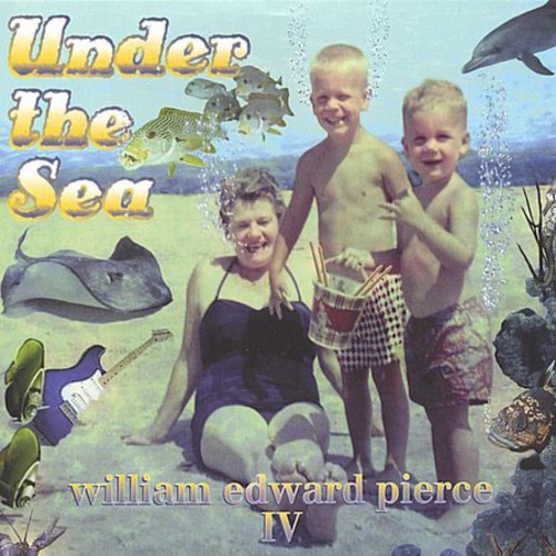 Under the Sea-William Edward Pierce 4
