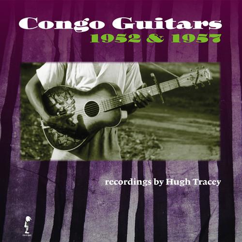 Congo Guitars 1952 & 1957