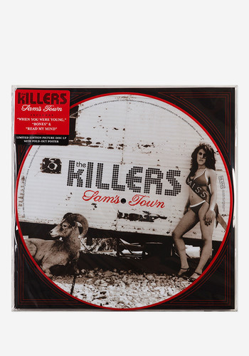 The Killers - Sam's Town [Limited Edition Vinyl]