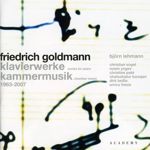 Piano Works & Chamber Music 1963-2007