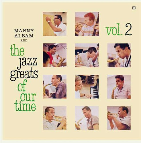 Jazz Greats Of Our Time, Vol. 2 [Import]