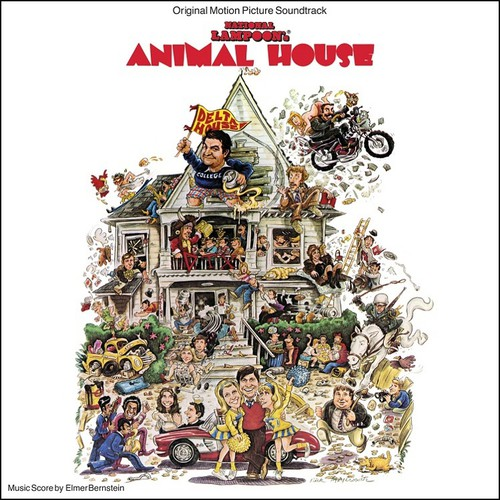 National Lampoon's Animal House (Original Motion Picture Soundtrack)