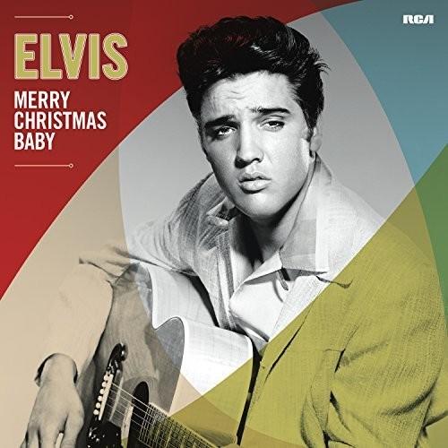Elvis Presley - Merry Christmas Baby [LP]