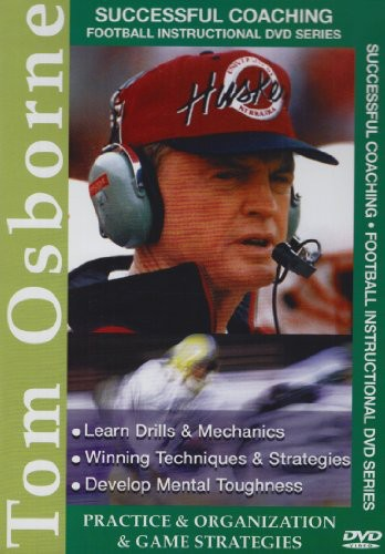 Successful Football Coaching: Tom Osborne - Pratice, Organization AndGame Strategy