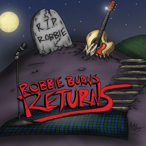 Robbie Burns Returns EP