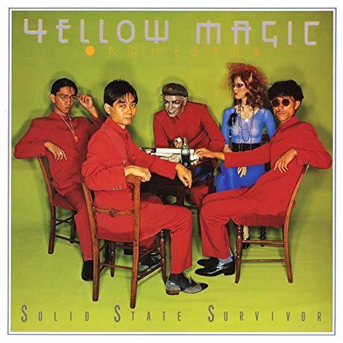 Yellow Magic Orchestra - Solid State Survivor (Hybr) [Remastered] (Jpn)