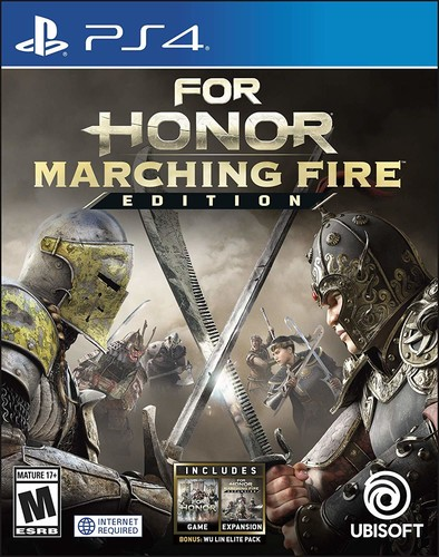 - For Honor - Marching Fire Edition