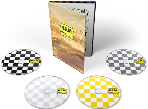 R.E.M.-Out Of Time (25th Anniversary Edition) (4 Disc Edition)