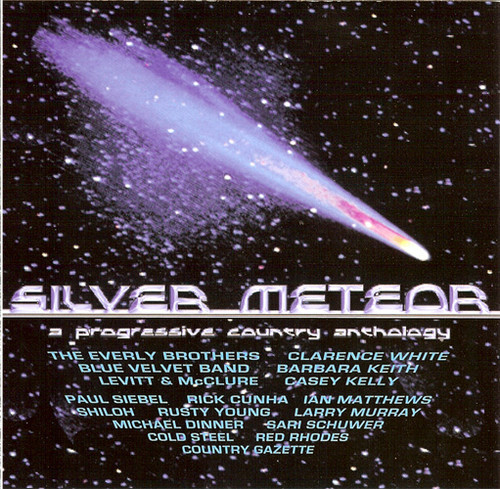 Progressive Country Anthology - Silver Meteor