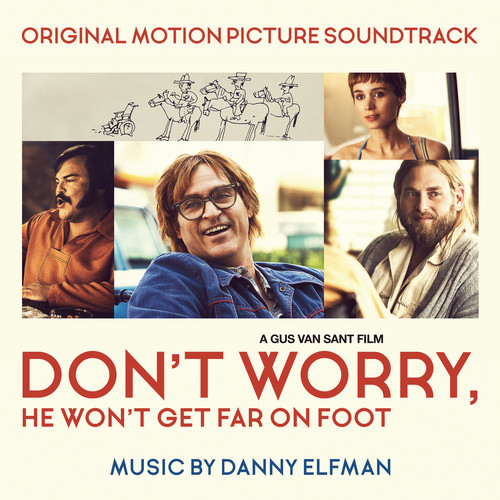 Danny Elfman-Don't Worry, He Won't Get Far on Foot (Original Motion Picture Soundtrack)