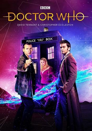 Doctor Who: Christopher Eccleston & David Tennant