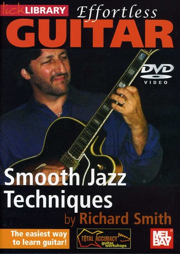 Effortless Smooth Jazz Techniques for Guitar