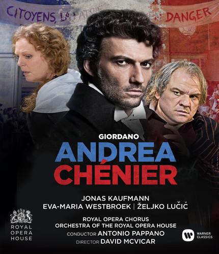Giordano: Andrea Chenier