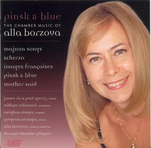 Pinsk & Blue
