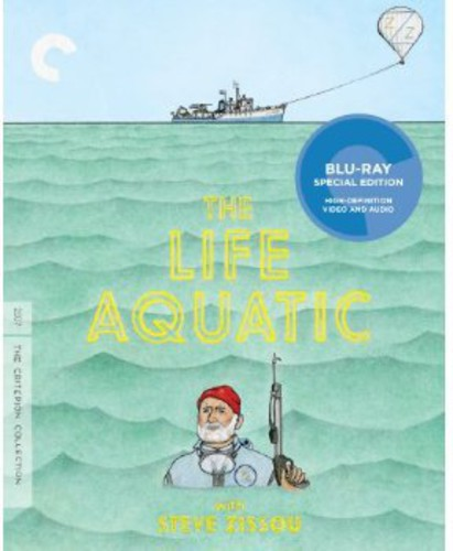 The Life Aquatic With Steve Zissou (Criterion Collection)