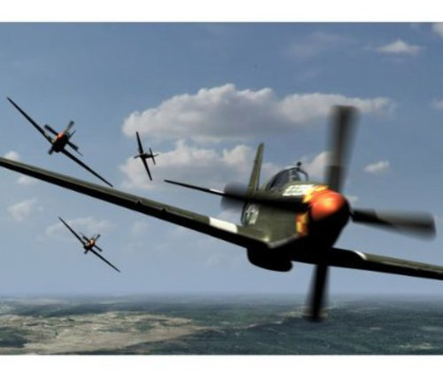 Dogfights: P-51 Mustang