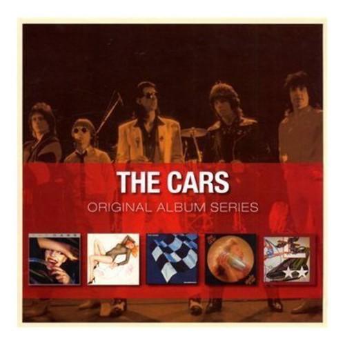 The Cars - Original Album Series