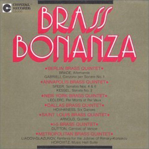 Brass Bonanza /  Various