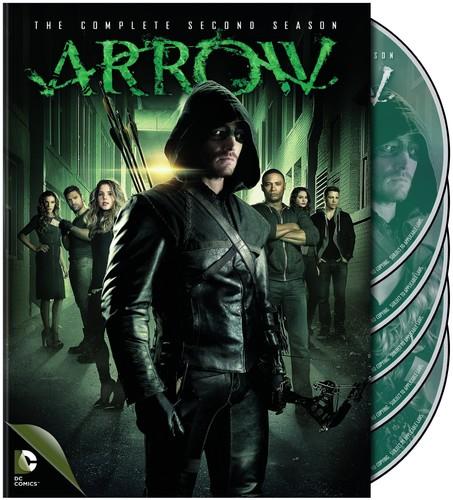 Arrow: The Complete Second Season (DC)