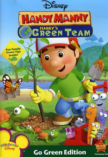 Manny's Green Team