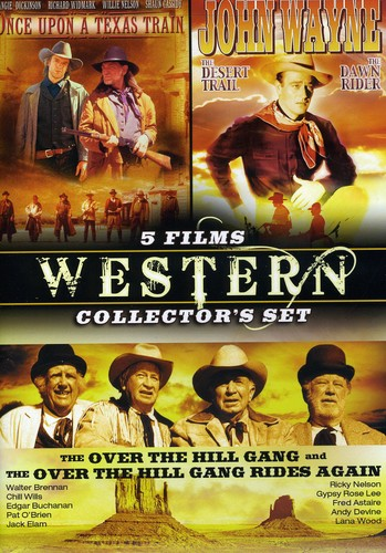 Western Collector's Set