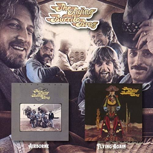 The Flying Burrito Brothers - Airborne / Flying Again