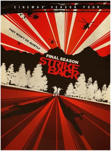 Strike Back: Cinemax Season Four