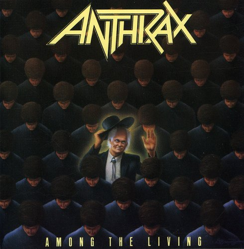 Anthrax-Among the Living