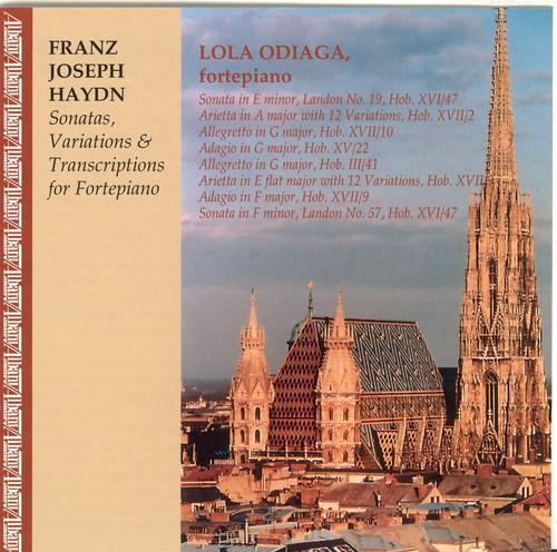 Sonatas Variations & Transcriptions