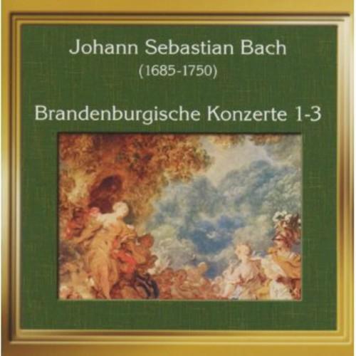 Brandenburg Ctos 1-3