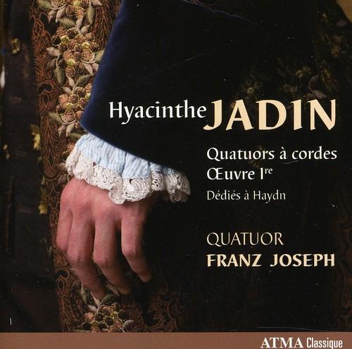 Quatuors a Cordes Oeuvre 1Er