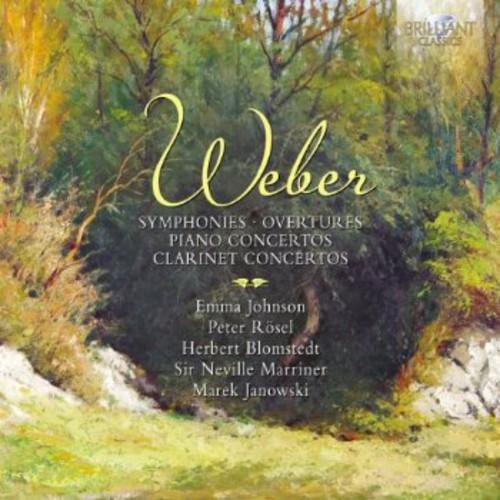 Symphonies Overtures Concertos