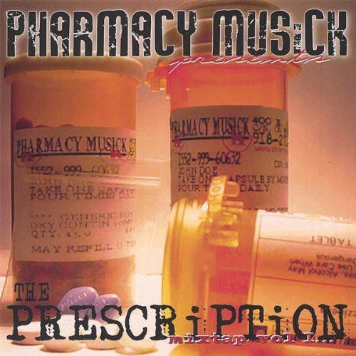 Prescription Mixtape 1